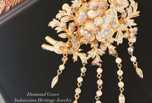 Javanese Brooch by Diamond Grace
