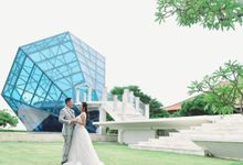 Bali Prewedding Photoshoot by Hotel Indonesia Group