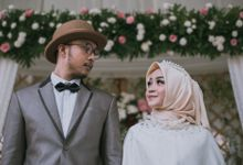 Cultural Wedding of Hudan and DIan by Remóir
