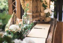 Wedding of Dian & Agra by Filosofie