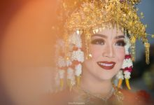 Wenty & Putra Wedding by SVARNA by IKAT Indonesia Didiet Maulana
