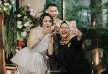 The Wedding of Marcel & Nabila by Dibalik Layar