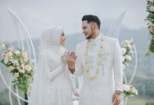 The Wedding of Reista Bram by Dibalik Layar