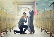 Simple Prewedding Ayu&Rizky by Fairlens