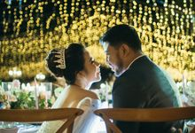 The Wedding Of WINDA & ADI by Lily of The Valley Wedding Conceptor