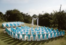 Brett & Belinda Wedding by Sthala, A Tribute Portfolio Ubud Bali by Marriott International
