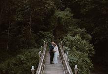 Brett & Belinda Wedding by Sthala, A Tribute Portfolio Ubud Bali by Marriott International