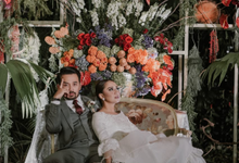 Andre & Via's Wedding by DIKHA SIGIT,  For Your Suit