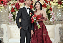 Arief & Nina's Wedding by DIKHA SIGIT,  For Your Suit