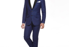 Navy Blue by DIKHA SIGIT,  For Your Suit