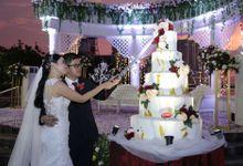 Wedding Day of Diky & Fenny by D'banquet Pantai Mutiara