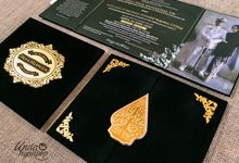 Dilla-Erlangga Hardcover Bludru by undanganpop