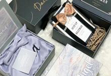 Hendrik & Yoana Bridesmaid & Bestman Box by Dilona Dress
