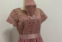 Chiffon Bridesmaid Dress by Dilona Dress