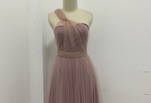 Multiway Tulle Dress by Dilona Dress