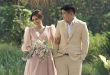 Prewedding Dress for Ms Irene  by Dilona Dress