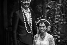 Dimas Djay dan Faradina Mufti by SVARNA by IKAT Indonesia Didiet Maulana