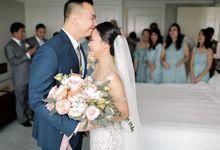 Dimas and Heidi Shang Ri-La Jakarta by FCG
