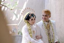 Wedding Dina & Irul by Azila Villa