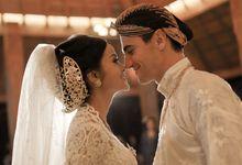 Wedding Dinda & Arnould by Callalily