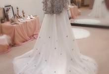 Gown & Kebaya Des 2019 by Dinda Firdausa Kebaya