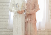 Pre-Wed Dresses (Rental & Custom Made) by Dinda Firdausa Kebaya