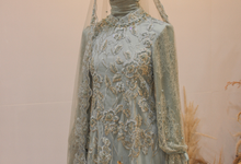 Non wedding attire by Dinda Firdausa Kebaya