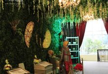 Dekorasi Adat Bali - Balai Kartini by Charissa Event & Wedding Decoration