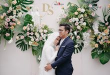 The Wedding of Dini & Sigit by Trickeffect