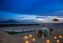 Romantic Dinner by Mahagiri Resort Nusa Lembongan