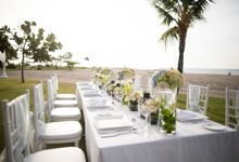 Garden & Beach Wedding by Holiday Inn Resort Baruna Bali