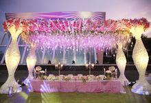 Wedding of Gunawan & Novita by Conrad Bali