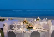 Reception dinner by Nusa Dua Beach Hotel & Spa, Bali