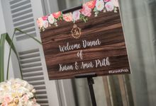 KA - Wedding in Singapore by Impressario Inc