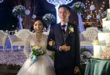 Wedding Day of Dion & Yenni by D'banquet Pantai Mutiara