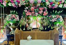 Resepsi Adat  Jawa by Dirasari Catering