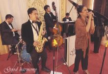 Resti & Agit Wedding Reception by Good Harmony