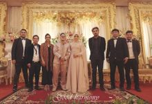 Resti & Agit Wedding Reception by Good Harmony