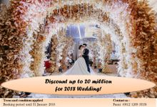 Dream Wedding by The Vida Ballroom