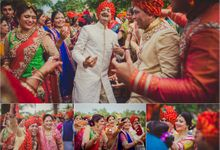 Rushi and Disha's Fiesta in Krabi by Reels and Frames