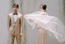 Cinta & Radhi Wedding by Tesera Pictures