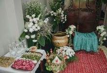Siraman Pengantin Dita Pramesti by Kiandra production
