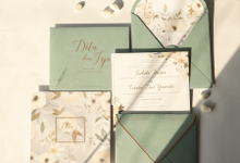 Dita & Iyo by Meltiq Invitation