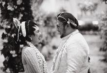 Dhita & Rezky Wedding at The Allwynn Grand Ballroom by AKSA Creative