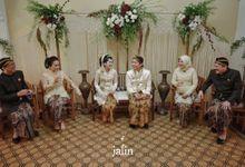 Ditya & Dito Wedding Rumah Ebo by Jalin Decor