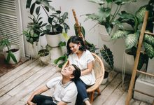 Allamanda & Valeri Studio Session by Journal Portraits