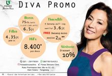 Promo DIVA by Feree Skincare Clinic