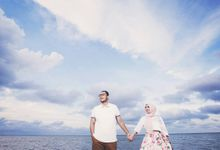 Dewi & Deina Prewedding by Zulham Pahlevi Photoworks