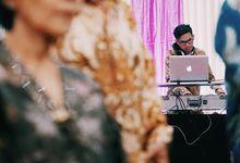 DJ Perpi for Wedding Entertainment by Demas Ryan & Lasting Moments Entertainment
