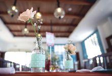 Engagement Hendro ❤ Lisa by The Sweet Honeymoon